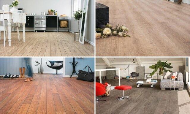 Иметь ламинат на полу в квартире или доме – это не только красиво, но и практично