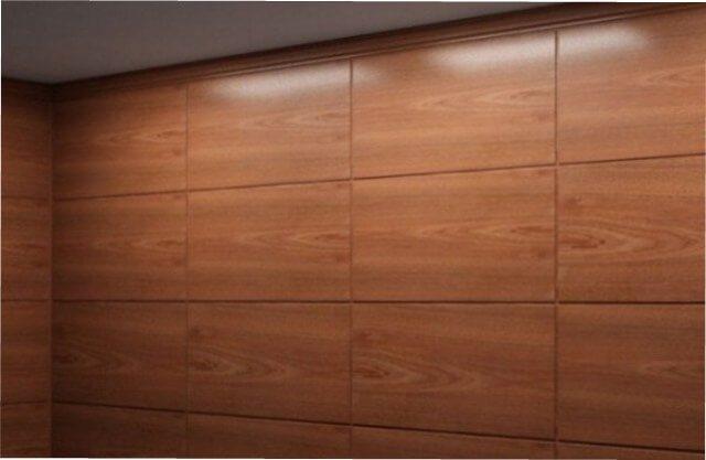 Исползование МДФ плит для внутренней отделки стен