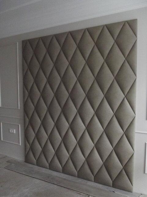 Мягкие декоративные панели – лучшее решение для вашего интерьера