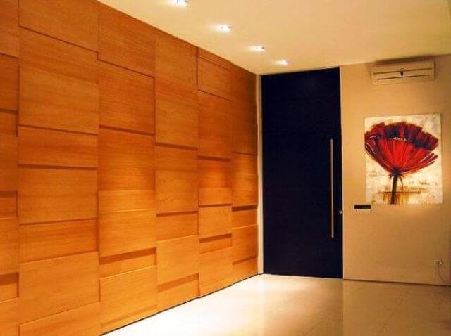 декор стен с помощью МДФ