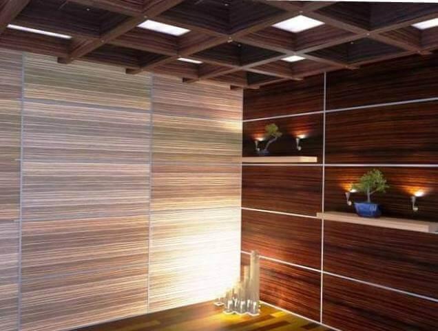 Фото декоративных панелей из МДФ
