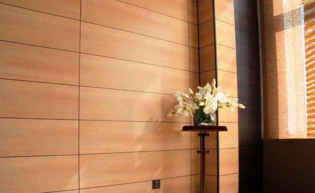 Оформление кабинетов в современном стиле панелями