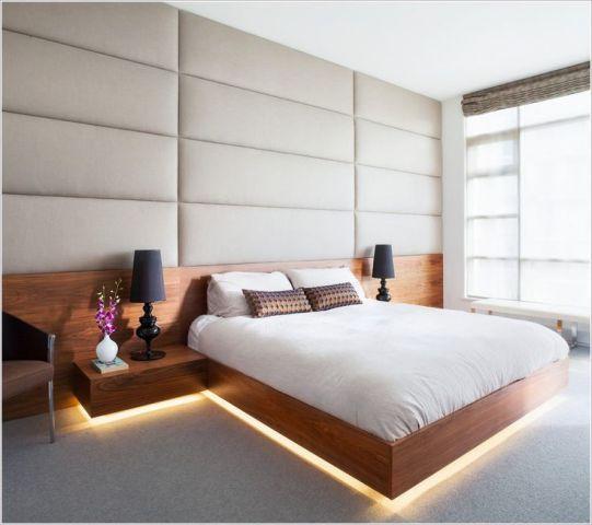 купить мягкие стеновые панели для спальни от производителя в киеве