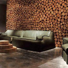 Деревянные Композиции для Стен: Декор Интерьеров Деревом в Киеве