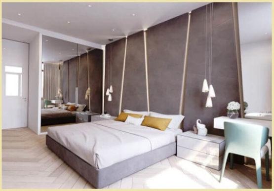 ᐉ Мягкие панели у изголовья кроватей. Каталог кроватей с панелями   My-floor.in.ua