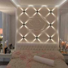 3d стены с подсветкой
